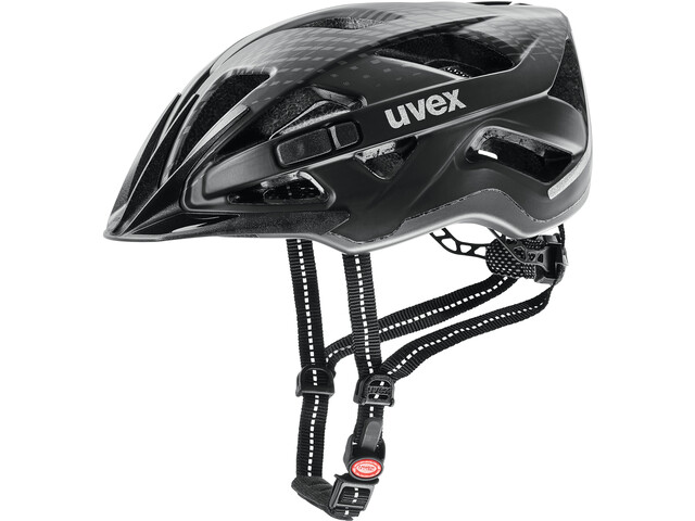 UVEX City Active Helmet black matt